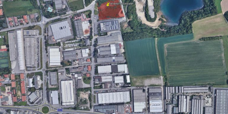 terreno industriale SVO