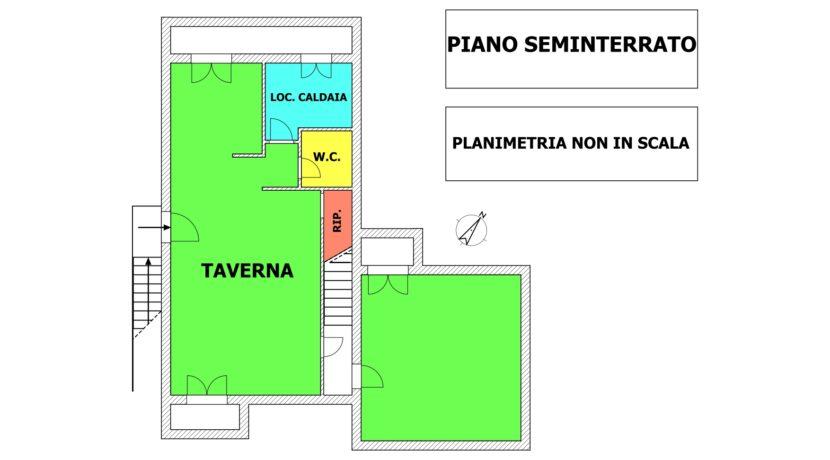 Villa Via Torino P.S. Oriz