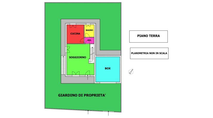 Villa Via Torino P.T. Oriz